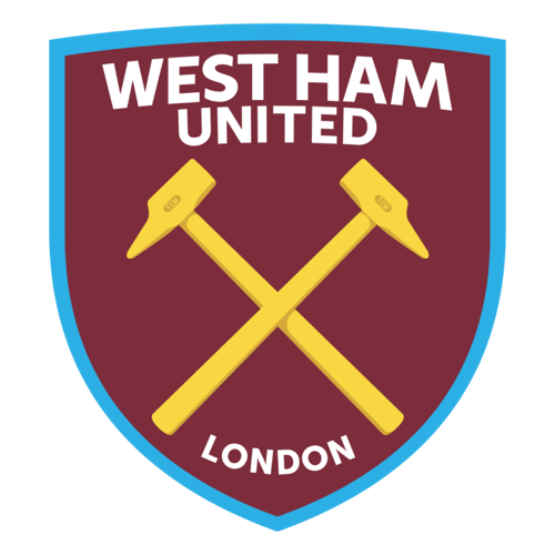 West Ham United PL2 crest