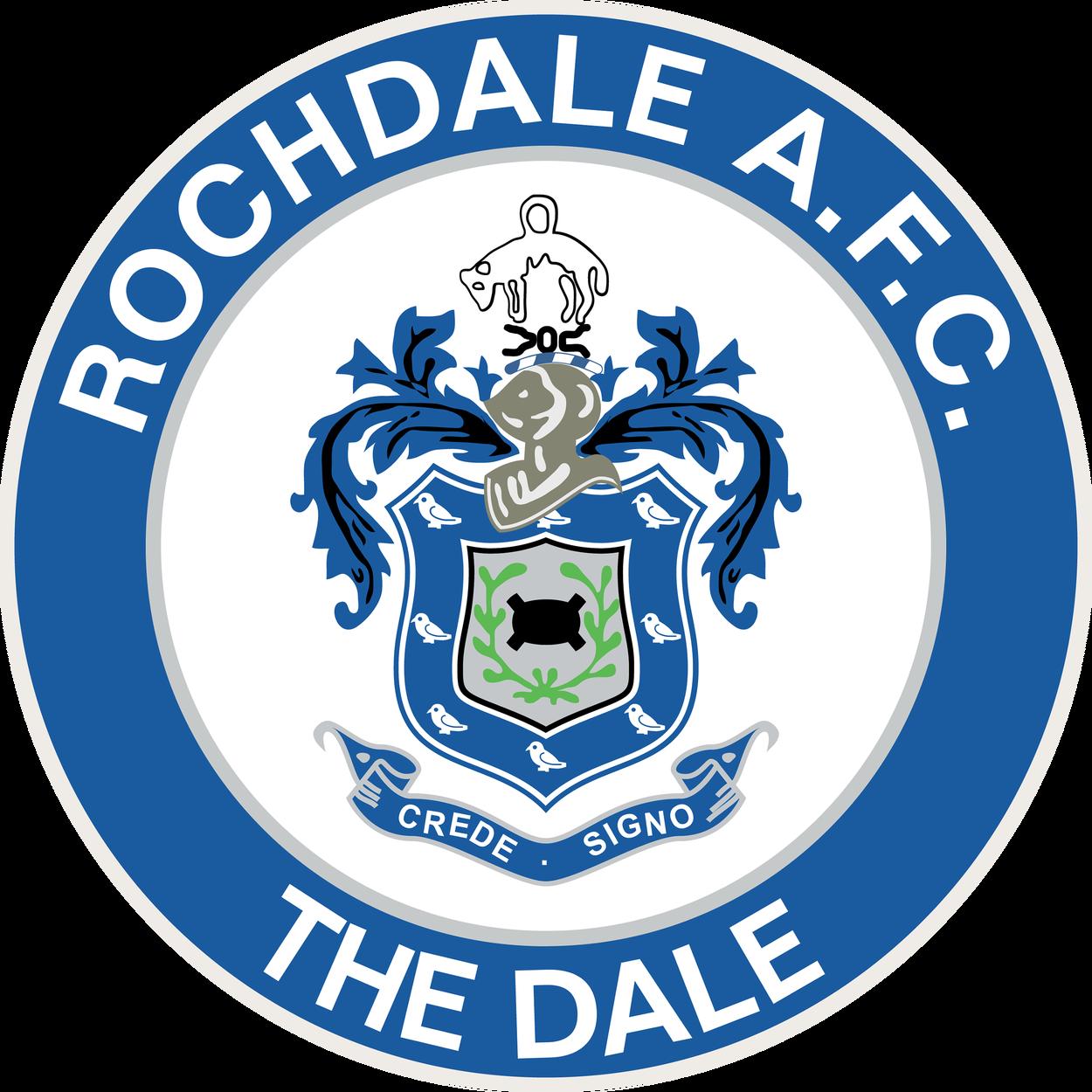 Rochdale crest