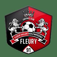Fleury 91 Féminines crest crest
